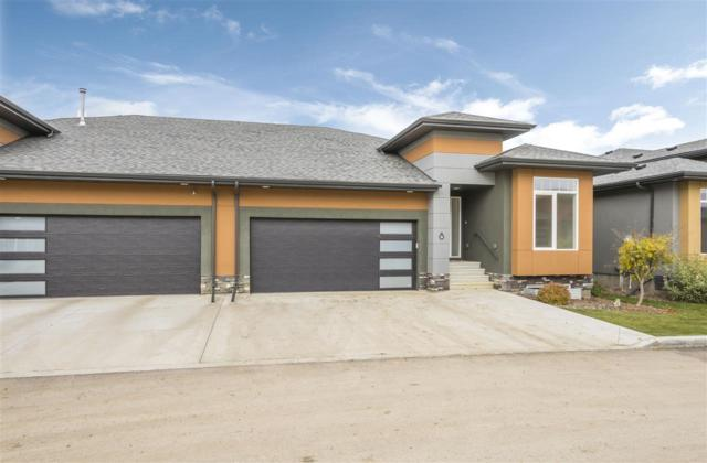 8 4517 190A Street, Edmonton, AB T6M 2Y2 (#E4131336) :: The Foundry Real Estate Company