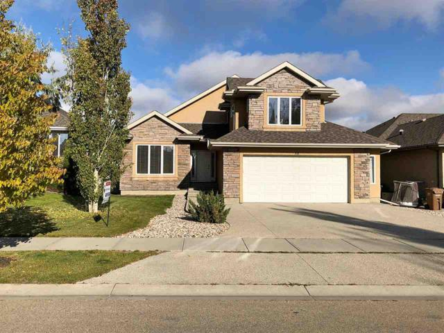 58 Kingsmoor Close, St. Albert, AB T8N 0S4 (#E4131355) :: The Foundry Real Estate Company