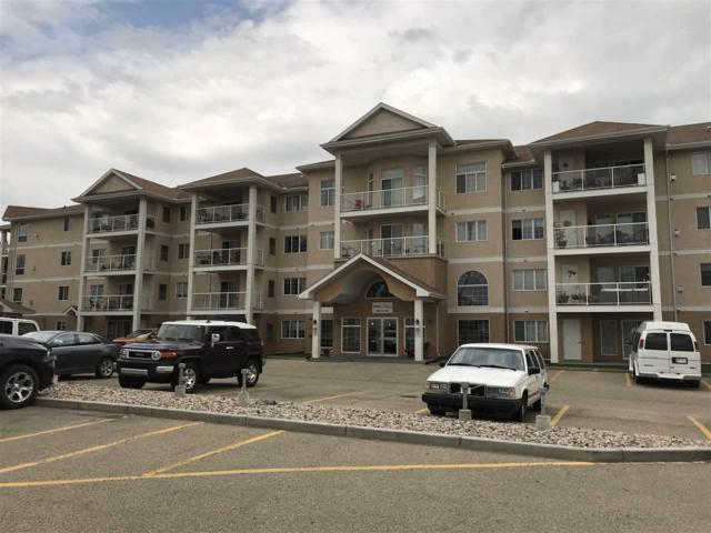 102 7803 Golf Course Rd, Stony Plain, AB T7Z 2Y6 (#E4131384) :: The Foundry Real Estate Company