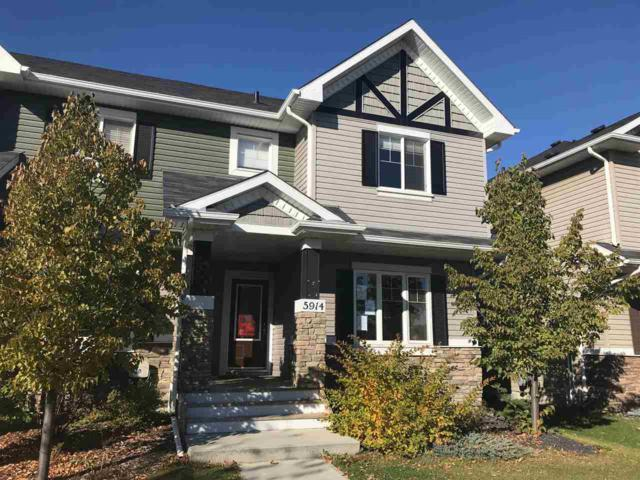 5914 Rue Eaglemont, Beaumont, AB T4X 0W4 (#E4131544) :: The Foundry Real Estate Company