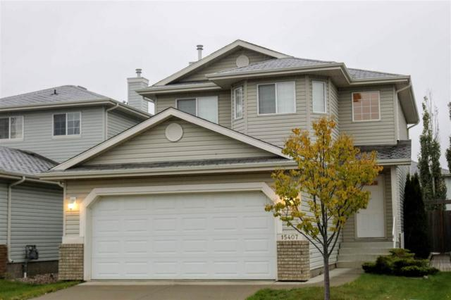 15407 138B Street, Edmonton, AB T6V 1P8 (#E4131615) :: The Foundry Real Estate Company