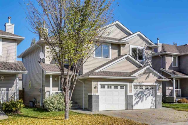 69 1428 Hodgson Way, Edmonton, AB T6R 3P8 (#E4131621) :: The Foundry Real Estate Company