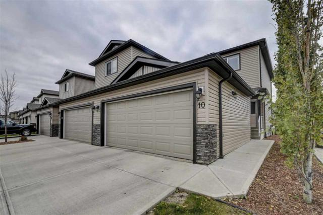 10 445 Britnell Boulevard, Edmonton, AB T5Y 0V5 (#E4131630) :: The Foundry Real Estate Company
