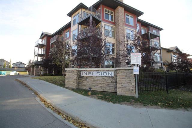 204 103 Ambleside Drive, Edmonton, AB T6W 0J4 (#E4131785) :: GETJAKIE Realty Group Inc.