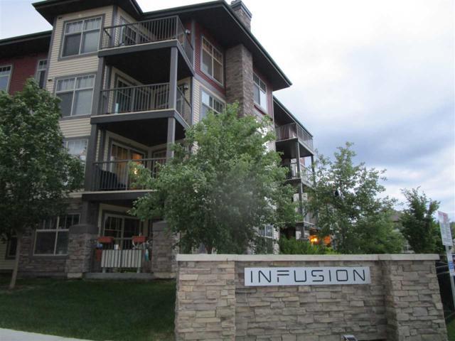 #107 103 Ambleside Drive, Edmonton, AB T6W 0J4 (#E4131842) :: GETJAKIE Realty Group Inc.