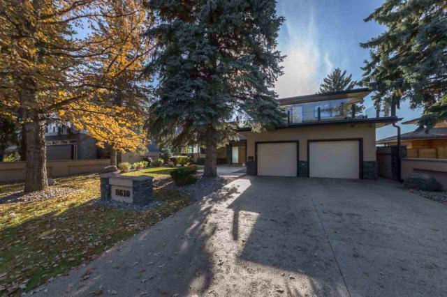 8610 Saskatchewan Drive, Edmonton, AB T6G 2A8 (#E4131912) :: The Foundry Real Estate Company