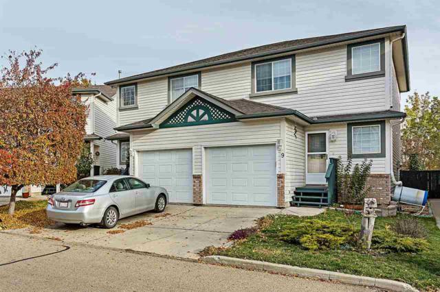 9 300 Hooper Crescent, Edmonton, AB T5A 5B3 (#E4131943) :: The Foundry Real Estate Company