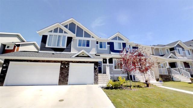 2421 Glenridding Boulevard SW, Edmonton, AB T6W 2W7 (#E4131950) :: The Foundry Real Estate Company