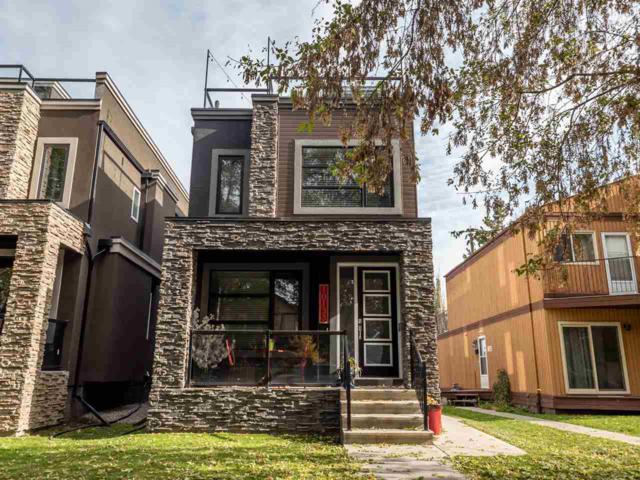 10133 88 Street, Edmonton, AB T5H 1H9 (#E4131965) :: GETJAKIE Realty Group Inc.