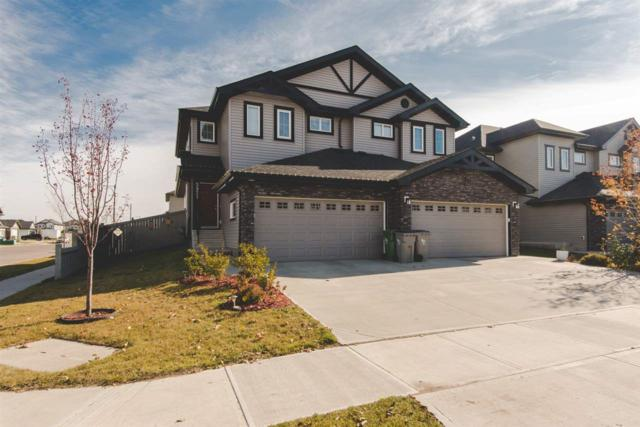 5921 64 Street, Beaumont, AB T4X 1Z2 (#E4131989) :: The Foundry Real Estate Company