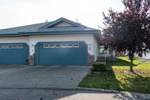 14 51 Eldorado Drive, St. Albert, AB T8N 7E3 (#E4132003) :: The Foundry Real Estate Company