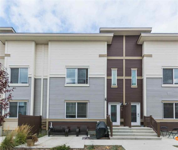 74 804 Welsh Drive, Edmonton, AB T6X 1Y8 (#E4132008) :: The Foundry Real Estate Company