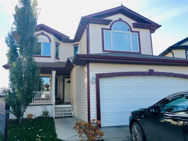 15409 47A Street, Edmonton, AB T5Y 0C2 (#E4132020) :: The Foundry Real Estate Company