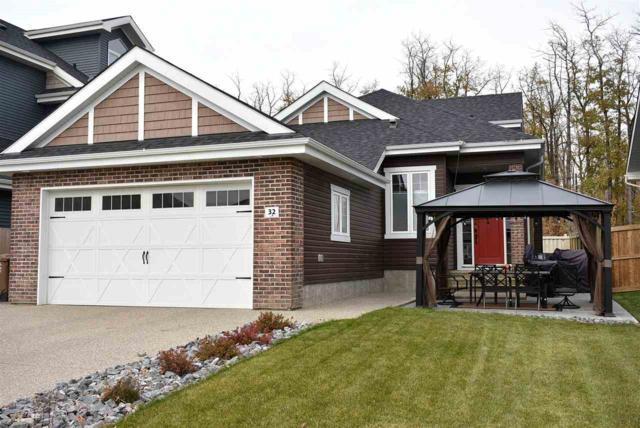 32 Edgewater Terrace, St. Albert, AB T8N 4G7 (#E4132067) :: The Foundry Real Estate Company