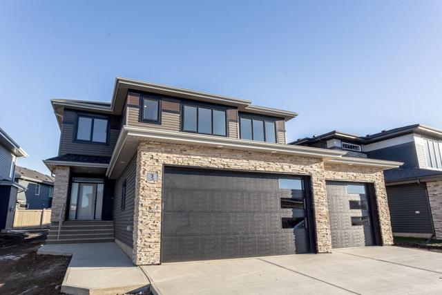 3 Elaine Street, St. Albert, AB T8N 7R6 (#E4132137) :: The Foundry Real Estate Company