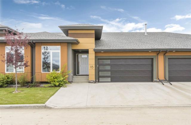 15 4517 190A Street, Edmonton, AB T6M 2Y2 (#E4132182) :: The Foundry Real Estate Company