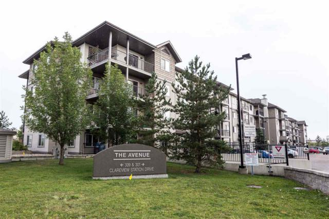 210 309 Clareview Station Drive, Edmonton, AB T5Y 0C5 (#E4132278) :: The Foundry Real Estate Company