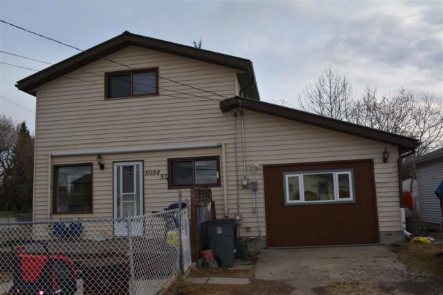 5004 51 Street, Rural Lac Ste. Anne County, AB T0E 0A0 (#E4132357) :: The Foundry Real Estate Company