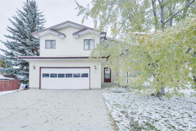 824 Richards Crescent, Edmonton, AB T6R 1B3 (#E4132367) :: The Foundry Real Estate Company