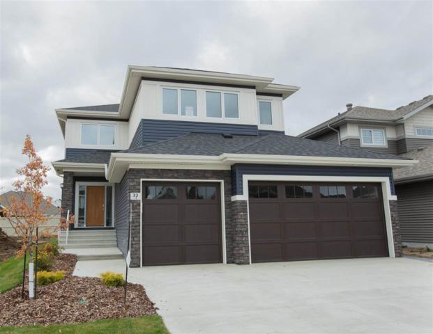 33 Enchanted Way, St. Albert, AB T8N 7R5 (#E4132408) :: The Foundry Real Estate Company