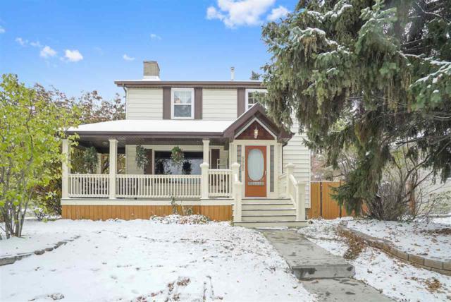 9902 148 Street, Edmonton, AB T5N 3E9 (#E4132421) :: The Foundry Real Estate Company