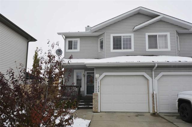 11424 169 Avenue, Edmonton, AB T5X 6G7 (#E4132428) :: The Foundry Real Estate Company