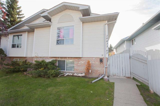 10433 67 Avenue, Edmonton, AB T6H 1L2 (#E4132439) :: The Foundry Real Estate Company