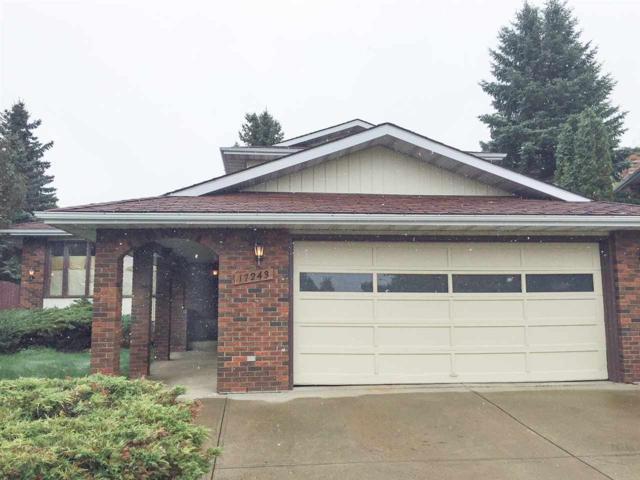 17243 104 Street, Edmonton, AB T5X 3X1 (#E4132453) :: The Foundry Real Estate Company