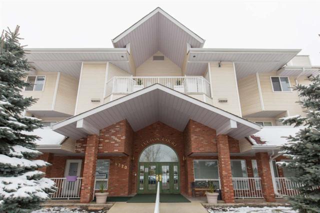 207 6220 Fulton Road, Edmonton, AB T6A 3T4 (#E4132472) :: The Foundry Real Estate Company