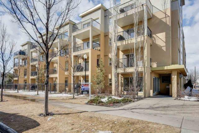 304 11203 103A Avenue NW, Edmonton, AB T5K 2E4 (#E4132495) :: The Foundry Real Estate Company