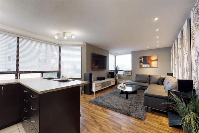 801 10160 114 Street, Edmonton, AB T5K 2L2 (#E4132548) :: The Foundry Real Estate Company