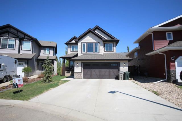 527 Westerra Boulevard, Stony Plain, AB T7Z 3A1 (#E4132550) :: The Foundry Real Estate Company