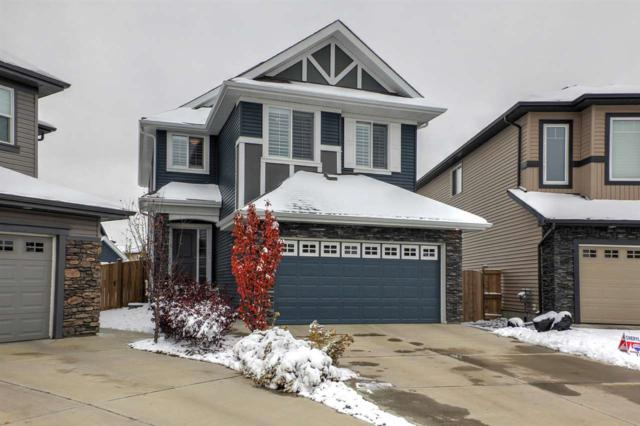 16307 136 Street, Edmonton, AB T6V 0K1 (#E4132551) :: The Foundry Real Estate Company
