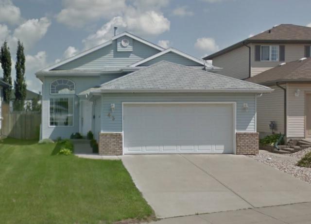 43 Westwood Way, Fort Saskatchewan, AB T8L 4G4 (#E4132555) :: Müve Team | RE/MAX Elite