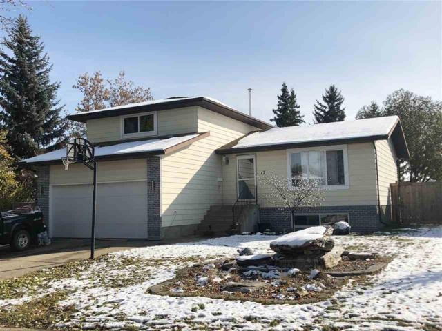17 Langholm Drive, St. Albert, AB T8N 3T9 (#E4132587) :: The Foundry Real Estate Company