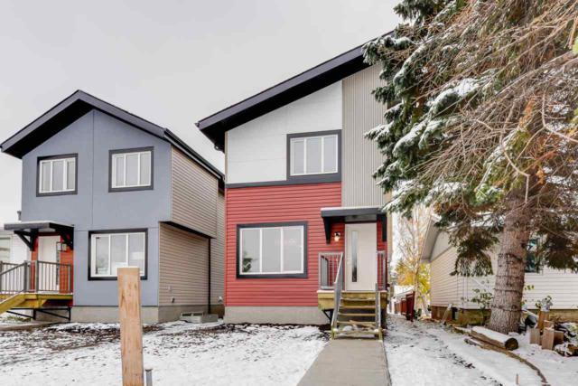 8017A 161 Street, Edmonton, AB T5R 2K5 (#E4132596) :: The Foundry Real Estate Company