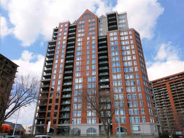 1406 9020 Jasper Avenue, Edmonton, AB T5H 3S8 (#E4132615) :: The Foundry Real Estate Company