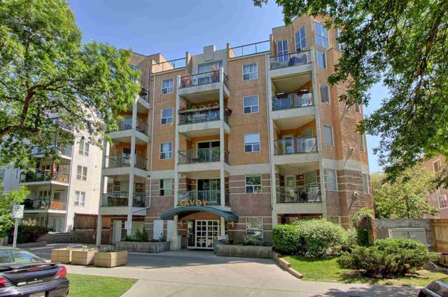 304 10011 110 Street, Edmonton, AB T5K 1J5 (#E4132637) :: The Foundry Real Estate Company