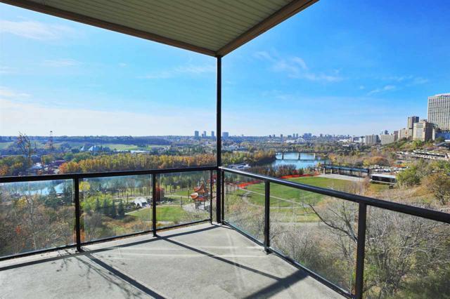 419 9507 101 Avenue, Edmonton, AB T5R 0W6 (#E4132642) :: GETJAKIE Realty Group Inc.