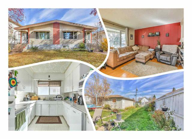 13129 102 Street, Edmonton, AB T5E 4J6 (#E4132643) :: The Foundry Real Estate Company