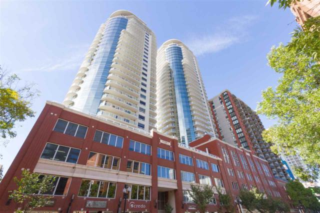 1901 10152 104 Street, Edmonton, AB T5J 0B6 (#E4132696) :: GETJAKIE Realty Group Inc.