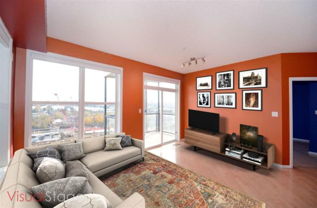 205 9503 101 Avenue, Edmonton, AB T5H 4R1 (#E4132713) :: The Foundry Real Estate Company
