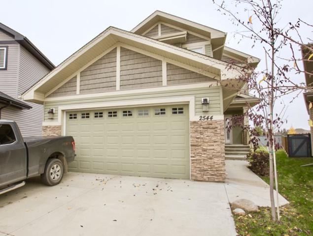 2544 Bell Court, Edmonton, AB T6W 1J9 (#E4132721) :: The Foundry Real Estate Company