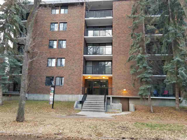 301 11011 86 Avenue NW, Edmonton, AB T6G 0X1 (#E4132729) :: GETJAKIE Realty Group Inc.