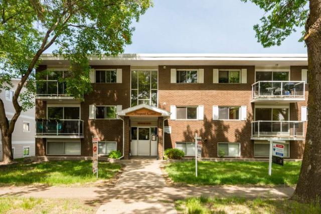 204 10720 84 Avenue, Edmonton, AB T6E 2H9 (#E4132783) :: GETJAKIE Realty Group Inc.