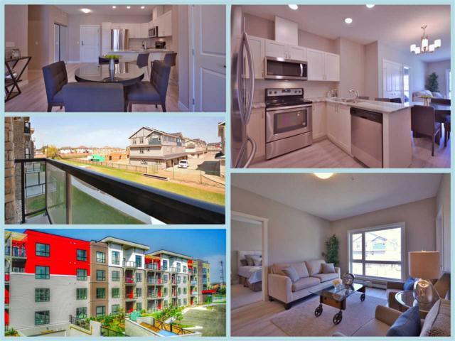 216 12804 140 Avenue, Edmonton, AB T6V 0M3 (#E4132792) :: The Foundry Real Estate Company