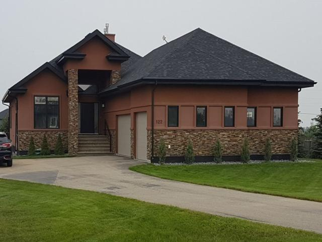 122 - 26116A Hwy 16, Rural Parkland County, AB T7Y 1A1 (#E4132805) :: The Foundry Real Estate Company