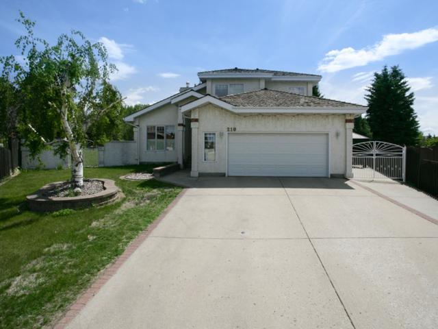 210 Ronning Close, Edmonton, AB T6R 1Z4 (#E4132807) :: The Foundry Real Estate Company