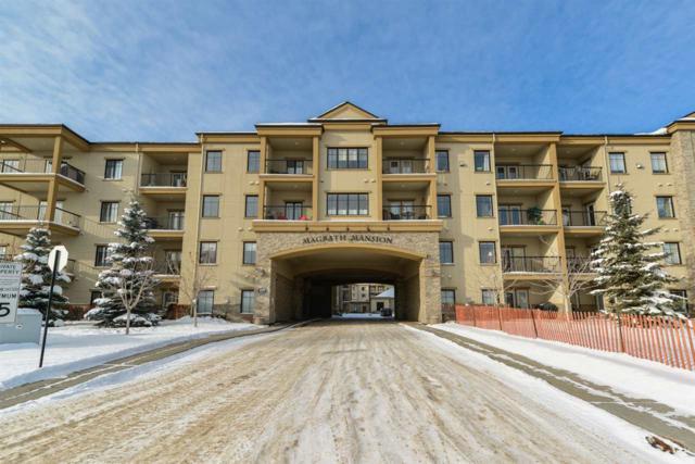 314 160 Magrath Road, Edmonton, AB T6R 3T7 (#E4132829) :: Müve Team | RE/MAX Elite