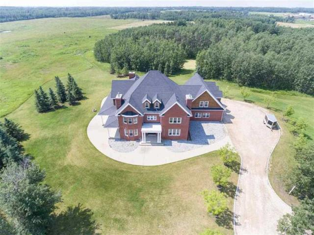 52364 Rng Rd 220 Road, Rural Strathcona County, AB T8A 1C4 (#E4132836) :: Müve Team | RE/MAX Elite